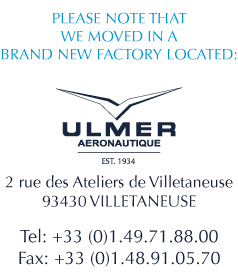 ulmer aeronautique moved in a brand new factory
